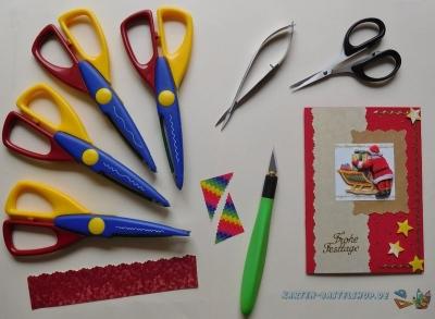 Schneidegeräte, Scheren & Messer