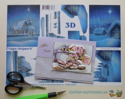 3D-Bögen Winter