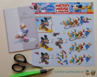 3D-Bögen Disney