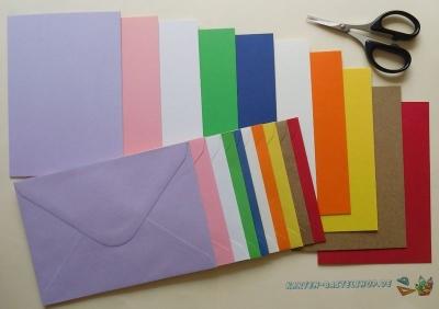 Karten und Umschläge von Card Making
