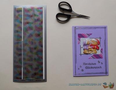 Sticker multicolor