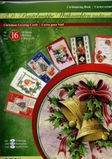 Karten-Bastelmappe - Weihnachtskarten traditionell von Reddy (89006)