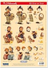 3D-Bogen M.I.Hummel von Reddy (949025)