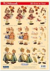 3D-Bogen M.I.Hummel von Reddy (949026)