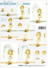 3D-Bogen Kommunion / Konfirmation von LeSuh (4169806)