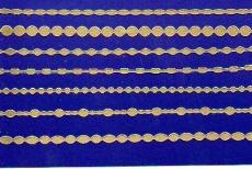 Sticker - Ränder 1 - gold - 1001