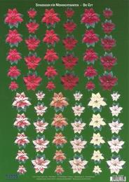 Stanzbogen-Set Weihnachten grün von Reddy