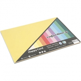 Creativ-Karton Colortime - Set 1
