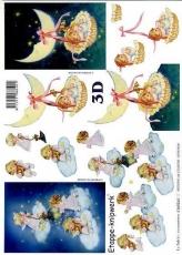 3D-Bogen Engel von LeSuh (4169564)