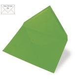 5 Umschläge C6 immergrün