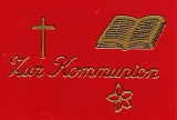 Sticker - Zur Kommunion - gold - 413