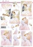 3D-Bogen Brautpaar von LeSuh (4169861)