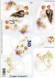 3D-Bogen Heiraten von LeSuh (4169163)