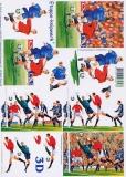 3D-Bogen Fußball von LeSuh (4169442)