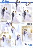 3D-Bogen Brautpaar von LeSuh (4169839)