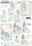 3D-Bogen Brautpaar von LeSuh (4169820)