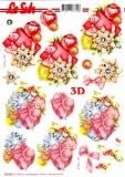 3D-Stanzbogen Weihnachtsgeschenke von LeSuh (680.049)
