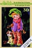 3D-Minibüchlein Kinder von LeSuh (333014)