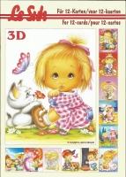 3D-Buch A5 Kinder von LeSuh (345632)