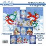 3D-Pyramidenbuch Weihnachten 2von LeSuh (394004)