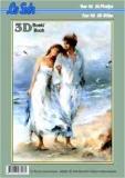 3D-Buch A4 Romantik von LeSuh (320008)