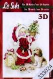 3D-Minibüchlein Weihnachtskinder von LeSuh (333024)