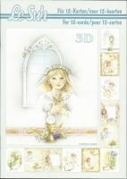 3D-Buch A5 Kommunion / Konfirmation von LeSuh (345613)