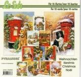 3D-Pyramidenbuch Weihnachten 3 von LeSuh (394005)