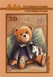 3D-Minibüchlein Bären von LeSuh (333005)