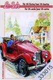 3D-Minibüchlein Fahrzeuge von LeSuh (333015)