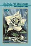 3D-Minibüchlein Rosen 2 von LeSuh (333003)