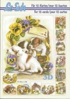 3D-Buch A5 Hunde von LeSuh (345624)