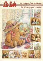 3D-Buch A5 Bären von LeSuh (345612)