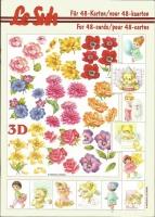 3D-Buch A5 Minis von LeSuh (345617)