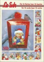3D-Buch A5 Weihnachten von LeSuh (345618)