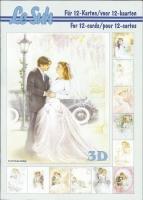 3D-Buch A5 Hochzeit von LeSuh (345630)