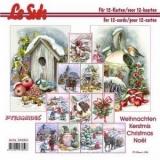 3D-Pyramidenbuch Weihnachten 1von LeSuh (394003)