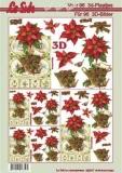 3D-Buch A4 Weihnachten klein von LeSuh (320017)