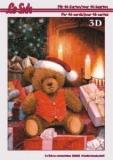 3D-Buch A4  Weihnachtenvon LeSuh (320020)