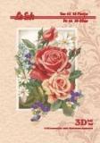 3D-Buch A4 Blumen von LeSuh (320019)