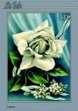 3D-Buch A4 Blumen von LeSuh (320012)