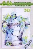 3D-Minibüchlein Blumen 2 von LeSuh (333017)