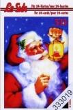 3D-Minibüchlein Weihnachtsmann 1 von LeSuh (333019)