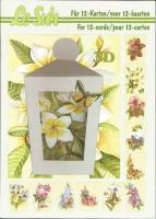 3D-Buch A5  Schmetterlinge von LeSuh (345616)