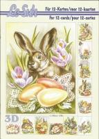 3D-Buch A5 Ostern von LeSuh (345610)