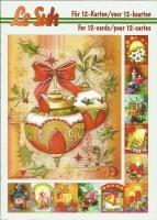 3D-Buch A5 Weihnachtsstimmung von LeSuh (345606)