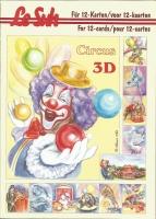 3D-Buch A5 Zirkus von LeSuh (345637)