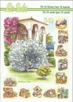3D-Buch A5 Tiere von LeSuh (345622)