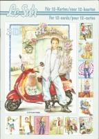 3D-Buch A5 Teenager von LeSuh (345629)