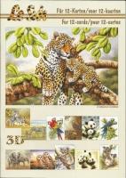 3D-Buch A5 Tiere von LeSuh (345614)